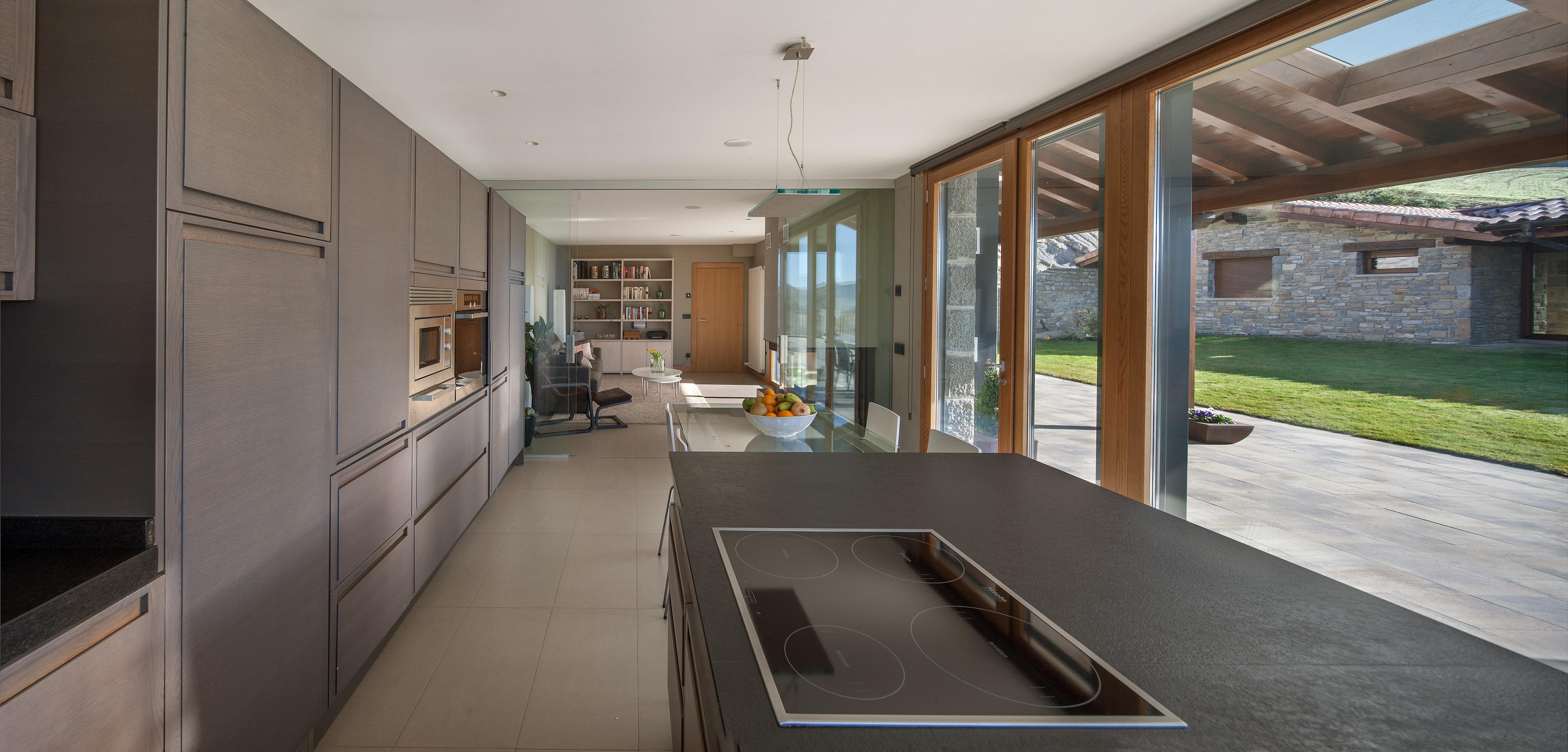 Decoración y diseño de interiores en casas modulares Navarra